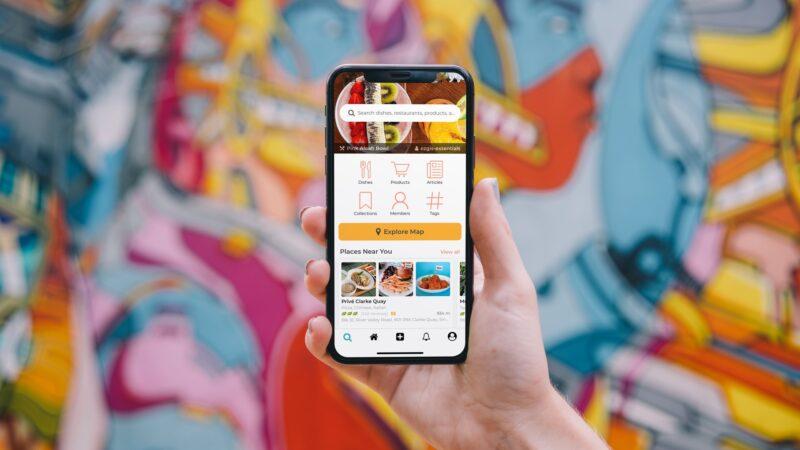 Aplikacje do zamawiania jedzenia najlepszym sposobem na zwiększenie popularności restauracji